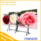 3D Wall Printer with Epson Printing Head
