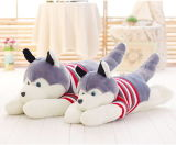 Custom Cute Stuffed Animal Plush Huskey for Wholesale