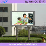 P8 Outdoor Fixed LED Display Board in The Square