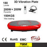 3D Ultra Slim Body Slimmer Vibration Plate