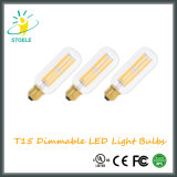 Stoele T15 UL Listed/Ce Certificate LED Lamp Edison Bulbs