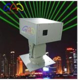 3 Watts Green Animation Programmable Laser Show Light for Event