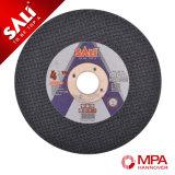 Angle Grinder En12413 Resin Abrasive Cutting Disc for Metal