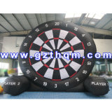 4m High New Dart Board / 2017 New Design Dart Board for Two Player / Inflatable Soccer Shooting Dart Board