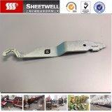 OEM Laser Cutting or Laser Etching Galvanized Steel Fabrication