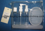 5PCS Portable Travel Bottle Kit for Flight Travelling Use