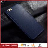 New Simulation Leather Case Solid TPU Cover Case for iPhone