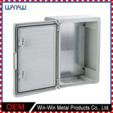 Custom OEM Outdoor Waterproof Stainless Steel Electrical Control Cabinet