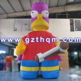 Inflatable Cartoon Character for Advertising/Popular Advertising Giant Inflatable Cartoon