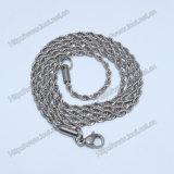 Stainless Steel Corn Chain for Cross Locket Necklace (IO-stc011)