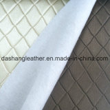 Fashion Metallic Upholstery PVC Synthetic Leather Manufacturer