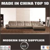 Warm L Shape Leather Sofa Furniture for Living Room