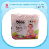 Chinese Supplier Printed Soft Breathable Training Diaper Pants Baby