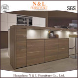 N&L Wood Grain Water Resistant Kitchen Cabinet Furniture