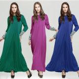 New Jilbab Islamic Muslim Women Long Sleeve Maxi Abaya (A286)