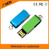 Mini Swivel USB Flash Drive Mixed Color USB Stick