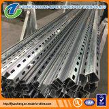 Strut Slotted Channel Galvanized Steel C Channel