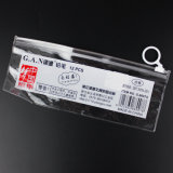 Transparent Waterproof Stationery Bag PVC Pencil Case