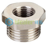 Brass Fitting Bsp Fitting Pneumatic Fitting with Ce (RB)