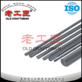 Tungsten Carbide Round Rods with a Straight Hole