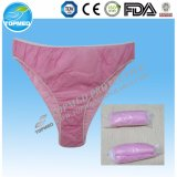 100% Cotton Underwear for Travel One Time Use
