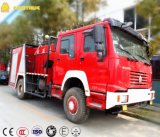 Competitive Price Water Tank Fire Fighting Truck