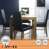 Modern Oak Table Chair Wooden Dining Room Set Furniture