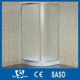 China Low Price Frosted Glass Shower Cabins