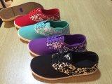 Fashion Hole Individuality Denim Casual Womens Shoes