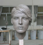 ODM Realistic Female Head Mannequin for Display Mannequins