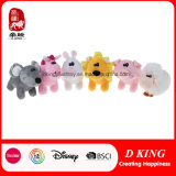 2017 New Design Stuffed Animals Plush Series of Animal Toys