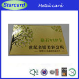 Customized Size Metal Card for Business Promotion