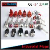 European Plug Insert Ceramic Plug and Silicone Plug
