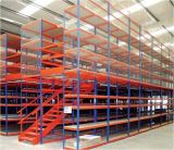 Warehouse Storage Mezzanine Rack System