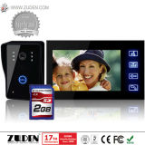 7inch Recording Video Intercom for Home Security