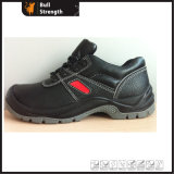 Basic Style Industrial Leather Safety Shoes with Good Quaulity (SN1388)
