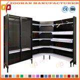 Multifunctional Shop Display Fixtures Wall Corner Shelf Rack Unit (Zhs350)
