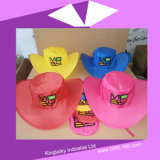 Heat Printing Logo Foldable Hat for Promotional Gift