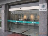 Mbsafe Automatic Sliding Door System (MBS-E9)
