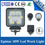 18W Roof LED Work Lamp 4 Inch Competitive Price