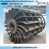 Water Vacuum Pump Impeller for Chemical Water Oil Industry