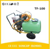Agriculture Hot Selling 163cc Engine Power Garden Sprayers with Wheels (TF-100)