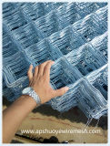 Galvanized Steel Welded Wire Mesh Panel for Fence
