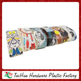 Bulk Beautiful Silicone Bracelet with Hot Transfer Printed (TH-HT93)