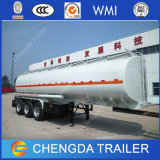 Heavy 40000liter Capacity Semi Trailer Fuel Oil Tanker for Sale