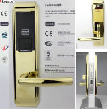 ANSI/FCC Electronic Mortise Sensor Door Lock for Hotel (HD6028)