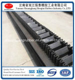 Corrugated Sidewall Conveyor Belt (H=160mm)