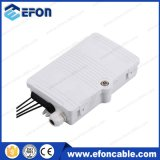Factroy Supply Mirco PLC Splitter Indoor FTTH Mini Junction Box (FDB-04B)