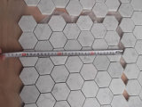 Carrara White Hexagon Marble for Mosaic Tile /Floor Tile