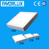 18W Surface Mounted LED Panel Light for Indoor